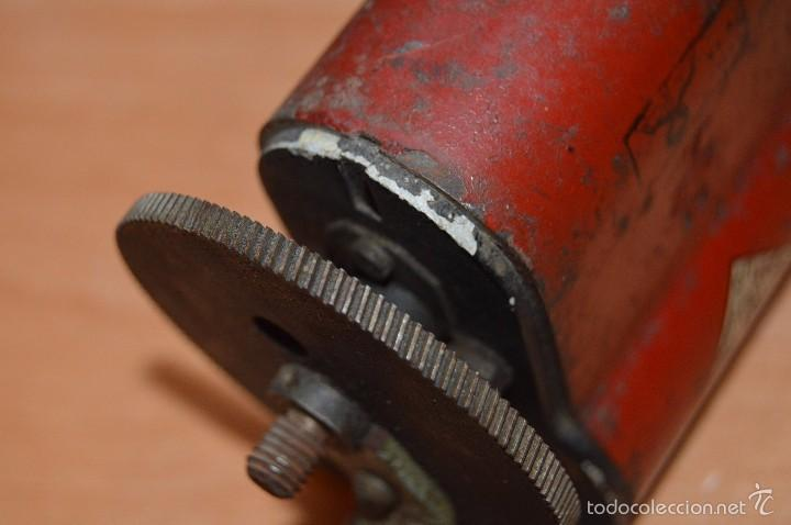 Teléfonos: MAGNETO / DÍNAMO TELÉFONO ANTIGUO - STOCKER u. Co - LEIPZIG - 400 ohm - Wehrmacht Tercer Reich - Foto 12 - 58517699