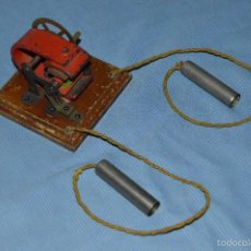 Antigüedades: ELECTRO SHOCK - MUY ANTIGUO - 1800'S 1900'S - VINTAGE Y RARO - THE ELECTRIC THILLER. Lote 58517799