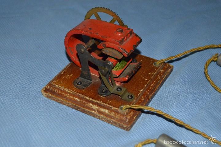 Antigüedades: ELECTRO SHOCK - Muy antiguo - 1800s 1900s - Vintage y raro - THE ELECTRIC THILLER - Foto 2 - 58517799
