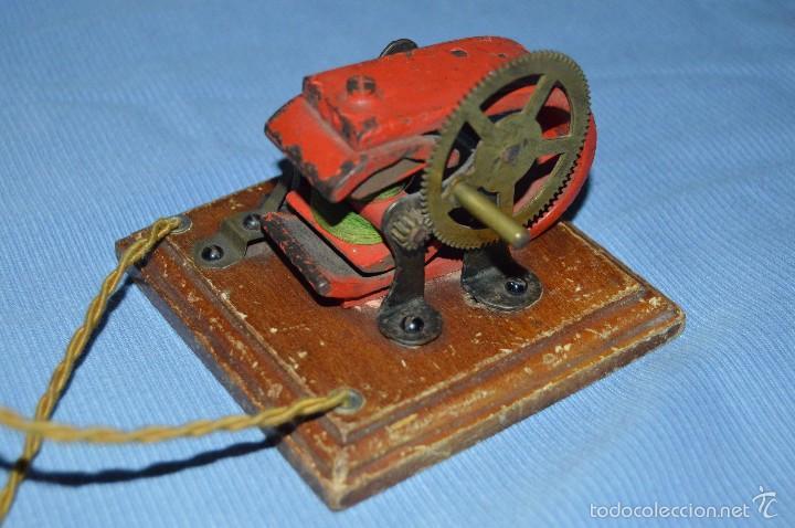 Antigüedades: ELECTRO SHOCK - Muy antiguo - 1800s 1900s - Vintage y raro - THE ELECTRIC THILLER - Foto 4 - 58517799