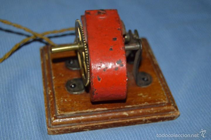 Antigüedades: ELECTRO SHOCK - Muy antiguo - 1800s 1900s - Vintage y raro - THE ELECTRIC THILLER - Foto 5 - 58517799
