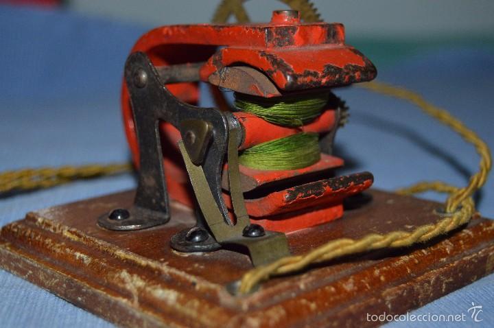 Antigüedades: ELECTRO SHOCK - Muy antiguo - 1800s 1900s - Vintage y raro - THE ELECTRIC THILLER - Foto 6 - 58517799