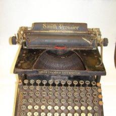 Antigüedades: MAQUINA DE ESCRIBIR SMITH PREMIER TYPEWRITER Nº 10. Lote 58625203