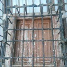 Antigüedades: REJA DE FORJA DEL SIGLO XVII. Lote 58642808
