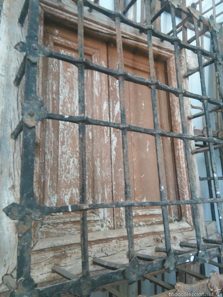Antigüedades: Reja de forja del siglo XVII - Foto 2 - 58642808