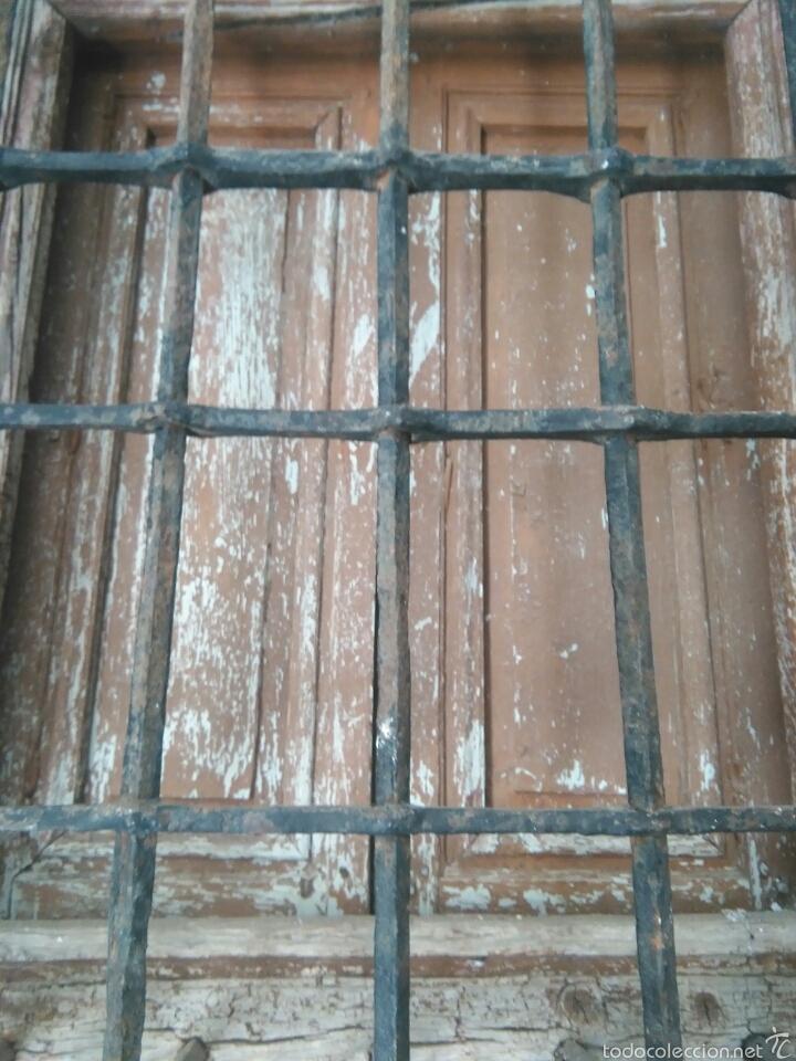 Antigüedades: Reja de forja del siglo XVII - Foto 3 - 58642808
