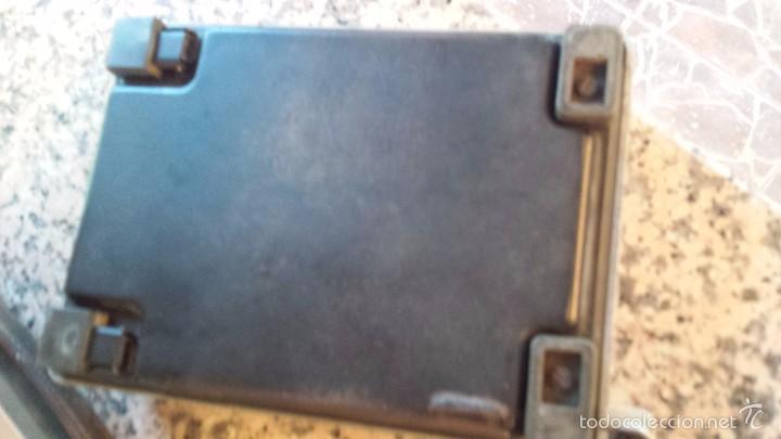 Antigüedades: antigua calculadora swiss made 19393, preciosoa - Foto 5 - 58642845