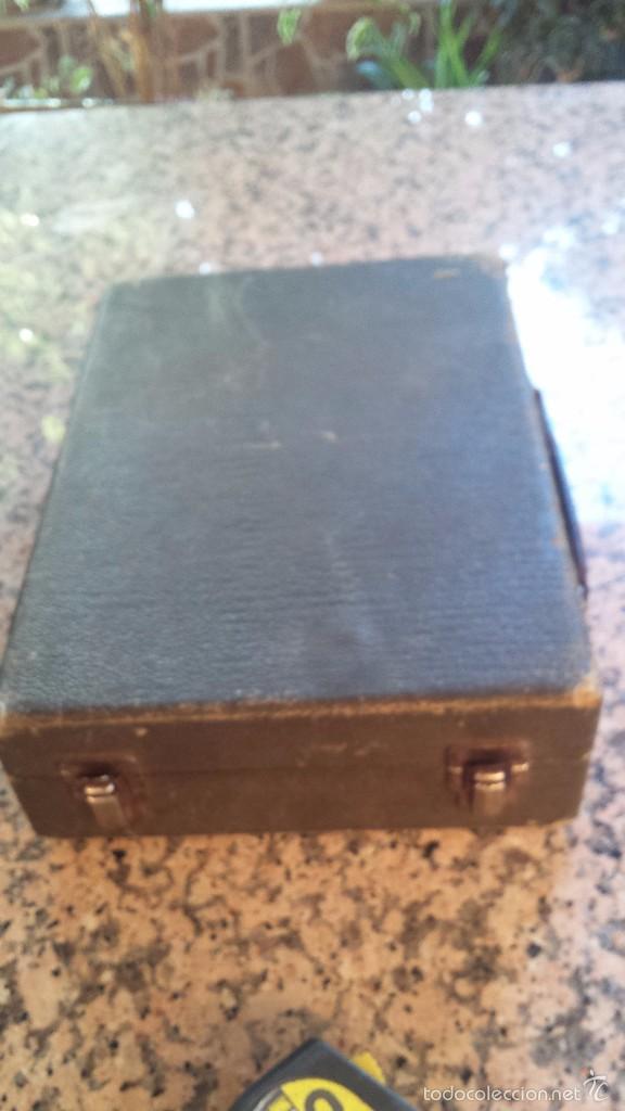 Antigüedades: antigua calculadora swiss made 19393, preciosoa - Foto 7 - 58642845