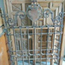 Antigüedades: REJA DE FORJA SIGLO XVI. Lote 58642912