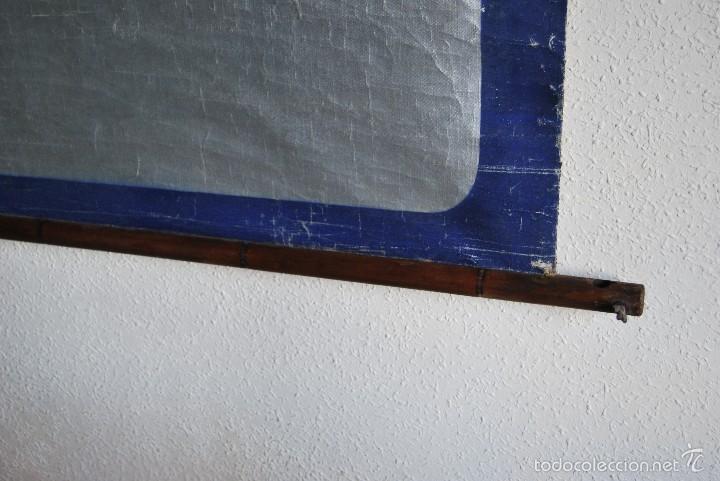 Antigüedades: PANTALLA DE PROYECCIÓN PATHÉ - PROYECTOR PATHÉ-BABY - CINE - AÑOS 20 - Foto 4 - 58711659