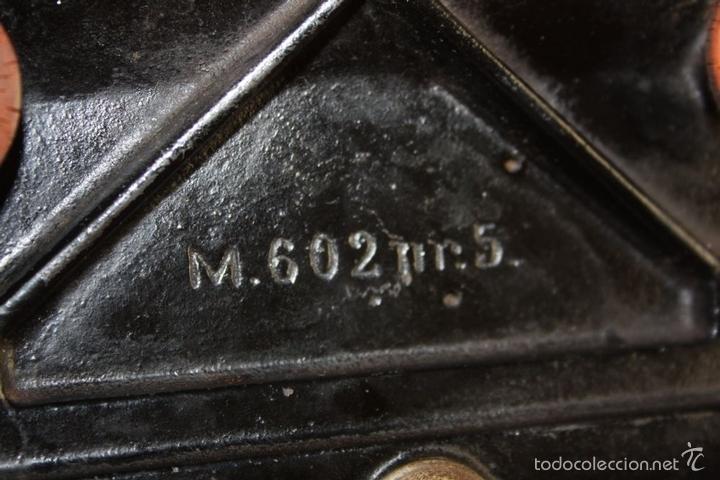 Antigüedades: ARITMÓMETRO. ORIGINAL-ODHNER. (M 602-modèle N°5) GOTEBORG. SUECIA. 1936. - Foto 4 - 58792561