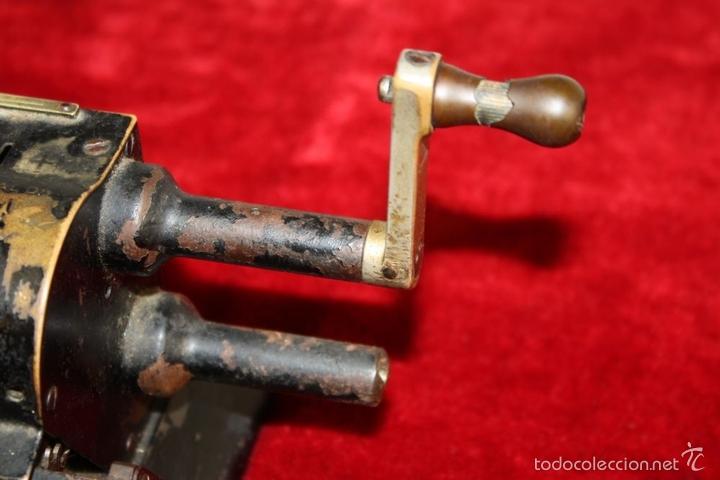 Antigüedades: ARITMÓMETRO. ORIGINAL-ODHNER. (M 602-modèle N°5) GOTEBORG. SUECIA. 1936. - Foto 15 - 58792561