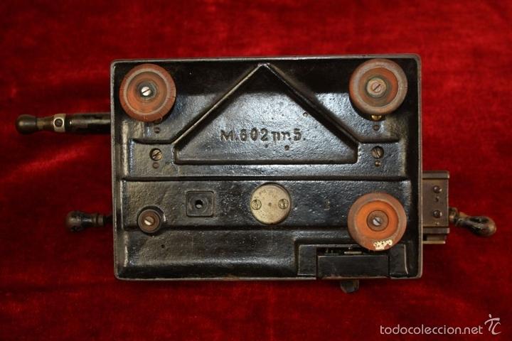 Antigüedades: ARITMÓMETRO. ORIGINAL-ODHNER. (M 602-modèle N°5) GOTEBORG. SUECIA. 1936. - Foto 17 - 58792561
