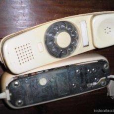 Teléfonos: ANTIGUO TELEFONO DE GONDOLA COLOR MARFIL. Lote 44435687