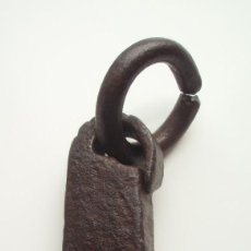 Antigüedades: PESA DE HIERRO FORJADO.. Lote 59128545