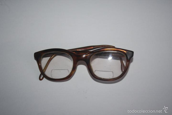 ANTIGUAS GAFAS BIFOCALES (Antigüedades - Técnicas - Instrumentos Ópticos - Gafas Antiguas)