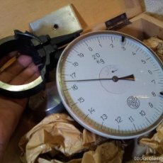 Antigüedades: DINAMOMETRO PESOLA TESTER TESTING REICHERTER 2000 KILOS GERMANY--AÑOS 70. Lote 59172825