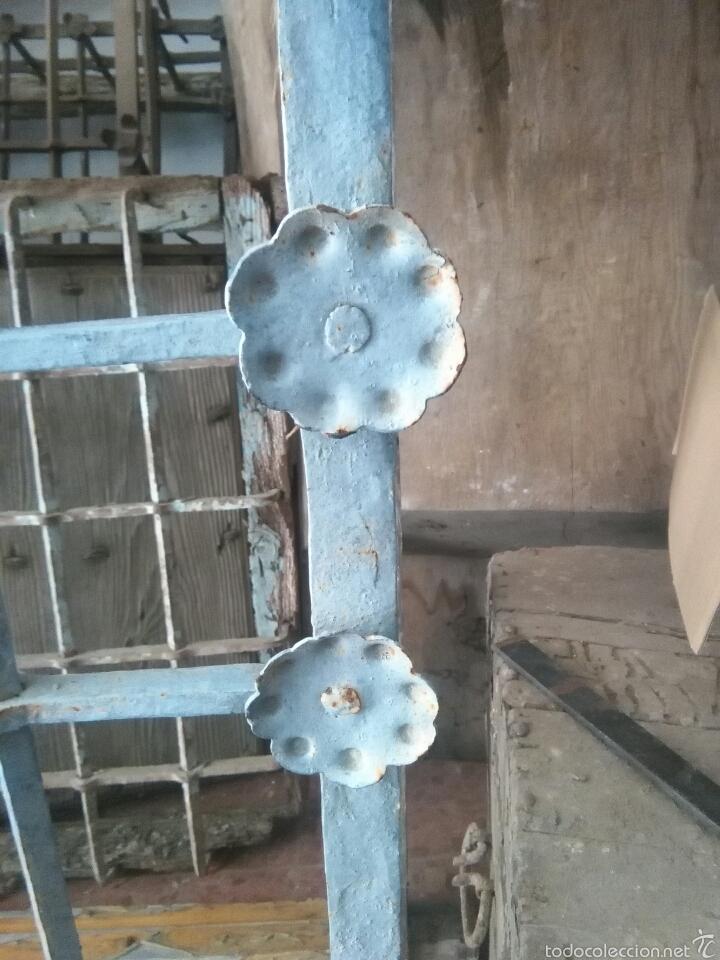 Antigüedades: Reja de forja del siglo XVII - Foto 5 - 59323160