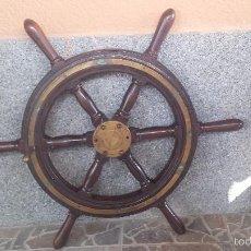 Antigüedades: TIMON DE BARCO, PRECIOSO. Lote 59540219