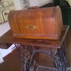 Antigüedades: MÁQUINA DE COSER SINGER AÑO 1919. Lote 59540999