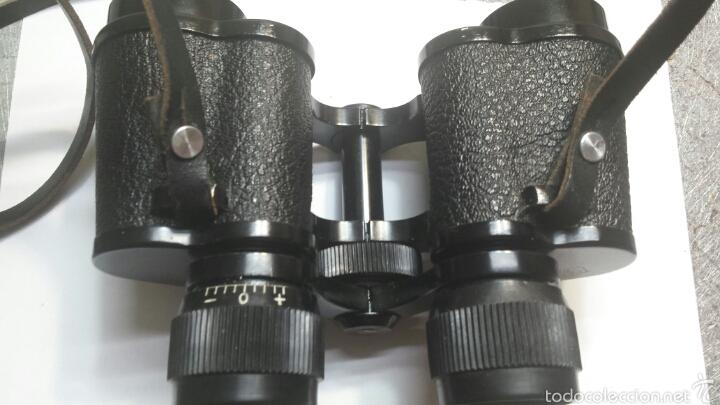 Antigüedades: Antiguos prismáticos Paralux 8x26 - Foto 4 - 59619641