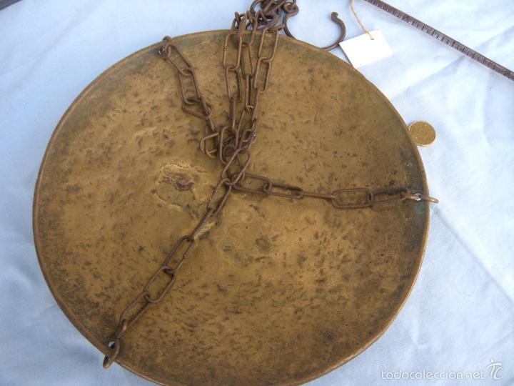 Antigüedades: ROMANA CON PLATO DE BRONCE - Foto 3 - 59875904