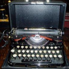 Antigüedades: MÁQUINAS DE ESCRIBIR ANTIGUA UNDERWOOD PORTABLE TYPEWRITER 1915. Lote 59892799