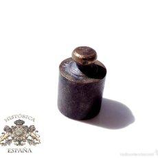 Antigüedades: PONDERAL, PESA 20 GRAMOS. Lote 59908763