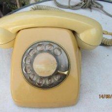 Teléfonos: TELÉFONO HERALDO CITESA MÁLAGA NÚMEROS DORADOS. AÑOS 70. Lote 75763814