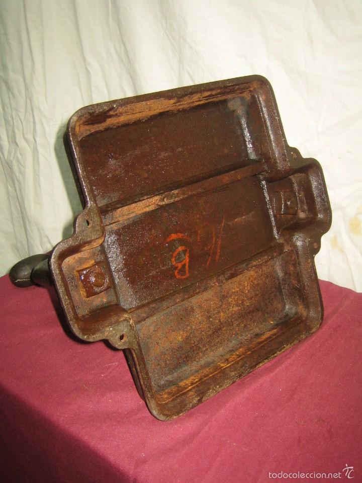 Antigüedades: PRENSA DE IMPRENTA / ENCUADERNACION / LIBRERIA..... XIX - Foto 8 - 60101335