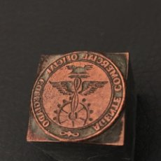 Sello escudo emblema imprenta agente comercial comprar herramientas profesionales imprenta en - Agente comercial colegiado ...