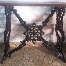 Antigüedades: PIE MÁQUINA DE COSER (LA FABRIL VALENCIANA). Lote 60454042