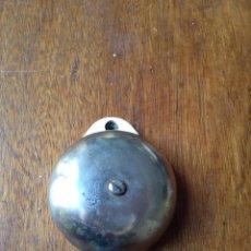 Antigüedades: TIMBRE DE PARED ELÉCTRICO 125V. Lote 60630255