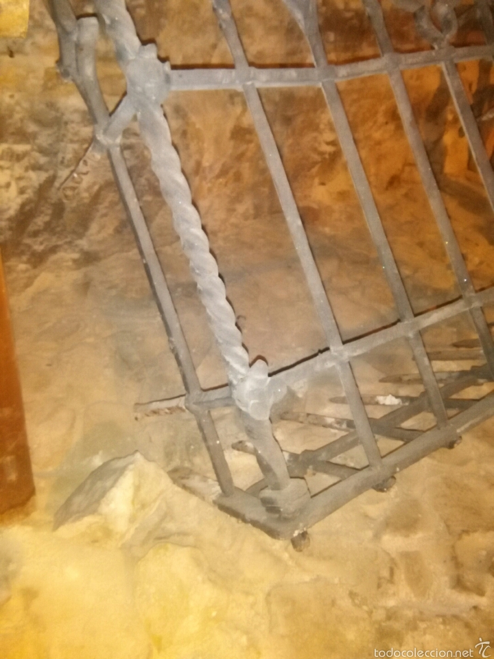 Antigüedades: Reja siglo XVI de forja - Foto 8 - 60649482