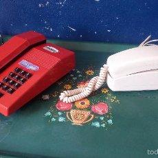 Teléfonos: DOS TELÉFONOS ANTIGUOS VINTAGE. Lote 60710411