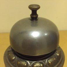 Antigüedades: TIMBRE DE HOTEL. Lote 60716893