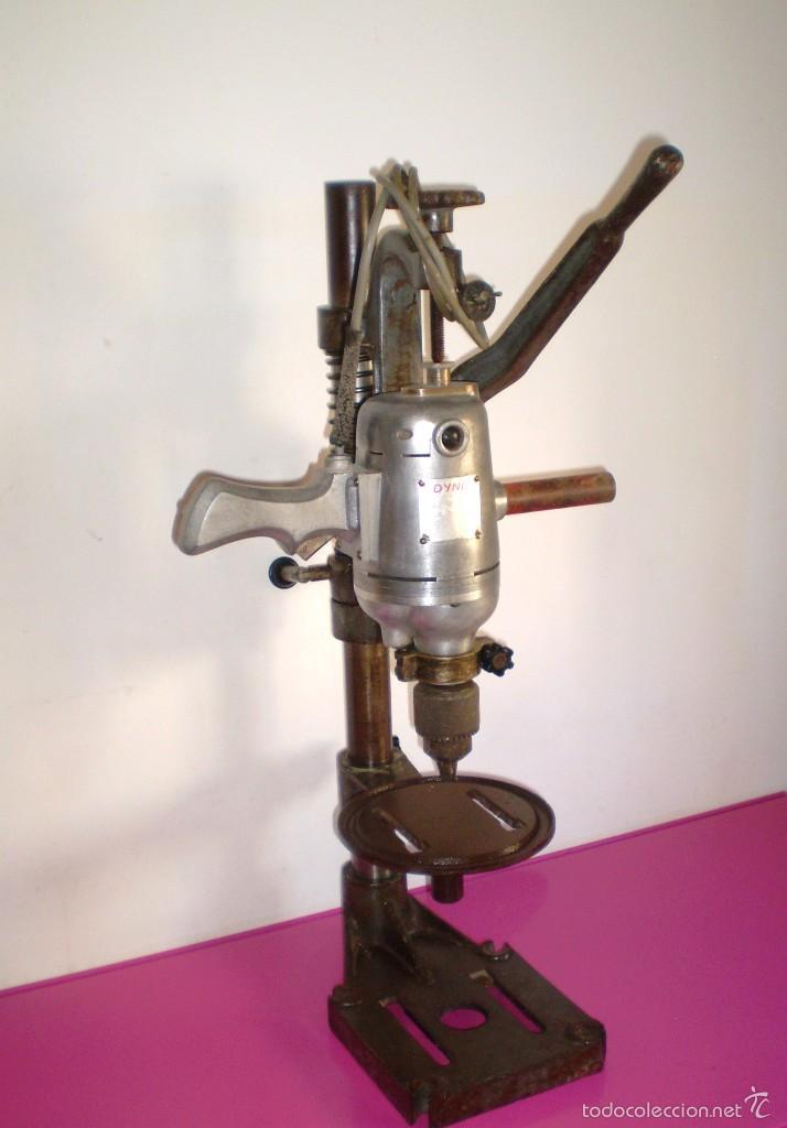 Gran antiguo soporte y taladro vertical comprar - Soporte taladro vertical ...