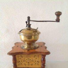 Antigüedades: MOLINILLO DE CAFÈ ANTIGUO. Lote 60780339