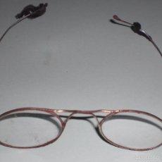 Antiguas gafas principios de 1900