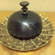 Antigüedades: TIMBRE DE HOTEL. Lote 60873381