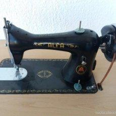 Antigüedades - Maquina de coser ALFA - 60892747