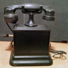 Teléfonos: TELEFONO ANTIGUO DE MANIVELA, MARCA BELL TELEPHONE - VER FOTOS -. Lote 60982651