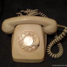 Teléfonos: ANTIGUO TELEFONO EN BLANCO - COMPAÑIA TELEFONICA. Lote 60983111
