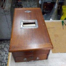 Antigüedades: CAJA REGISTRADORA. Lote 61022491