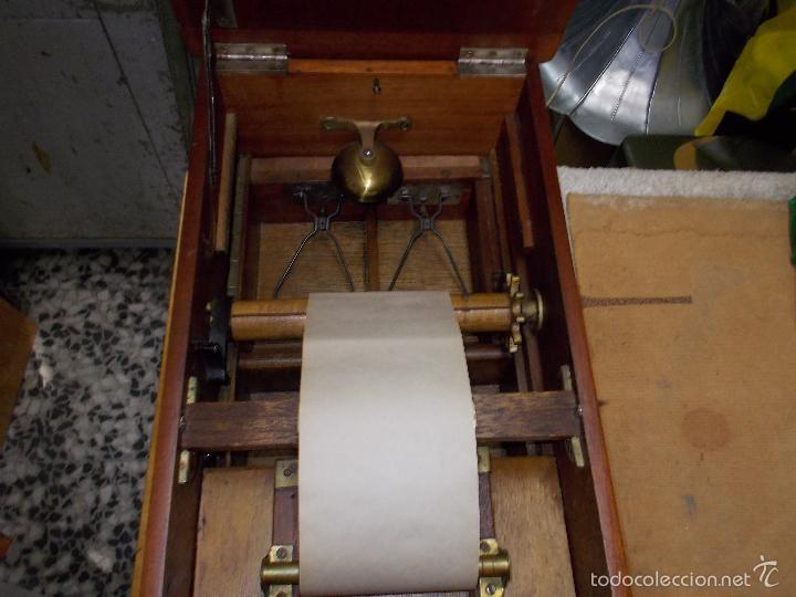 Antigüedades: Caja registradora - Foto 3 - 61022491