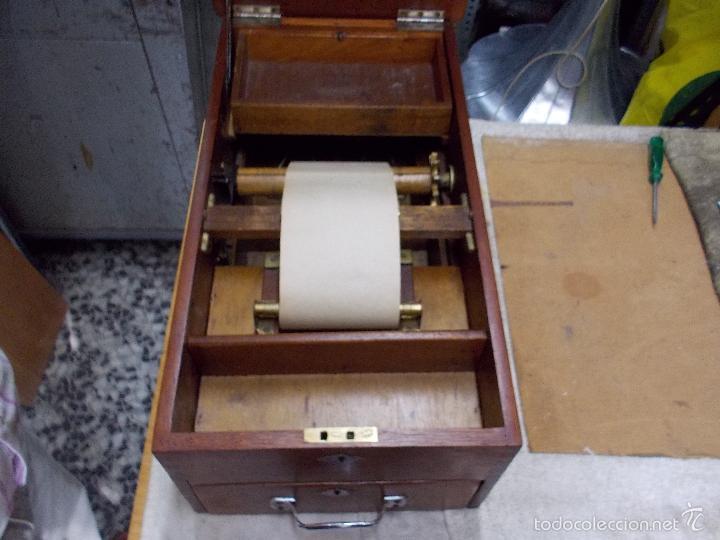 Antigüedades: Caja registradora - Foto 4 - 61022491