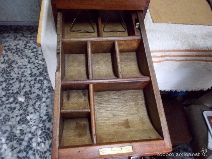 Antigüedades: Caja registradora - Foto 5 - 61022491