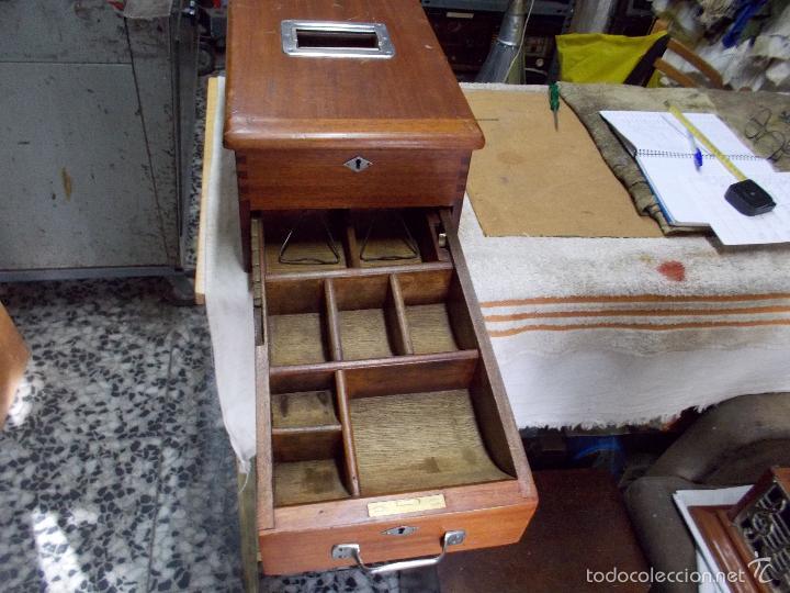 Antigüedades: Caja registradora - Foto 6 - 61022491