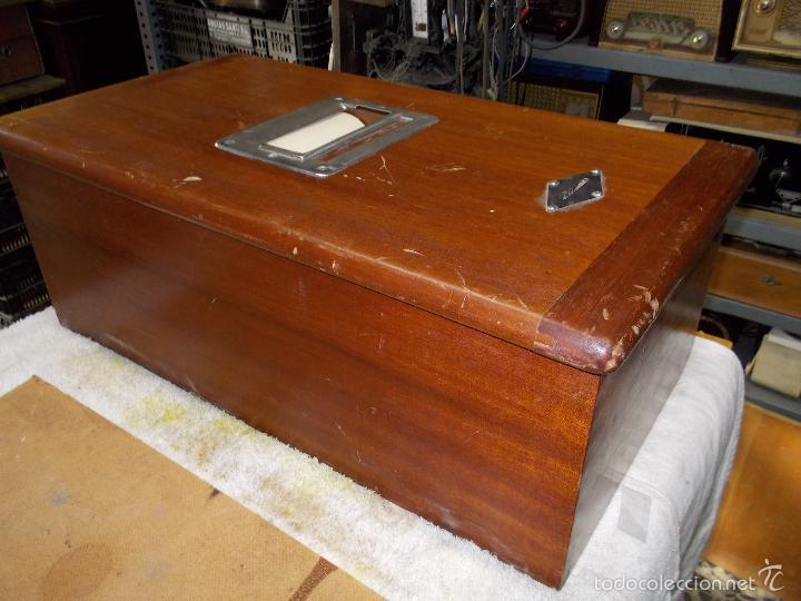 Antigüedades: Caja registradora - Foto 8 - 61022491