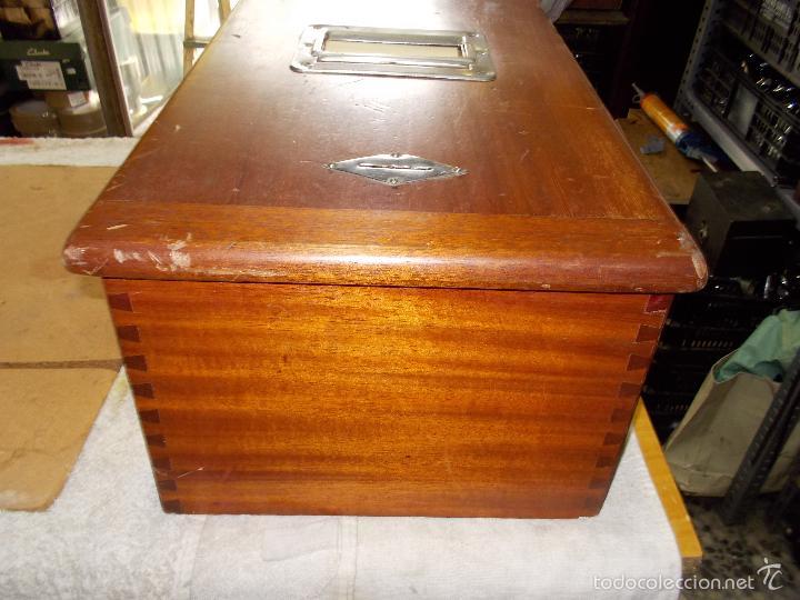 Antigüedades: Caja registradora - Foto 9 - 61022491